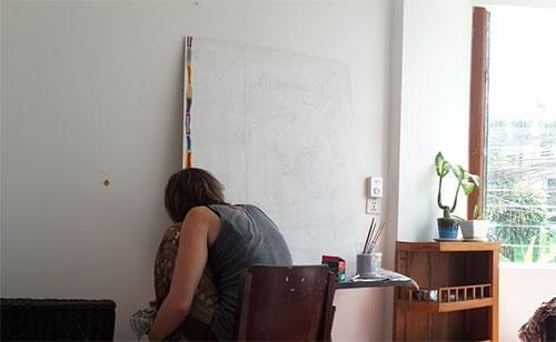 YK Art House Artist in residence