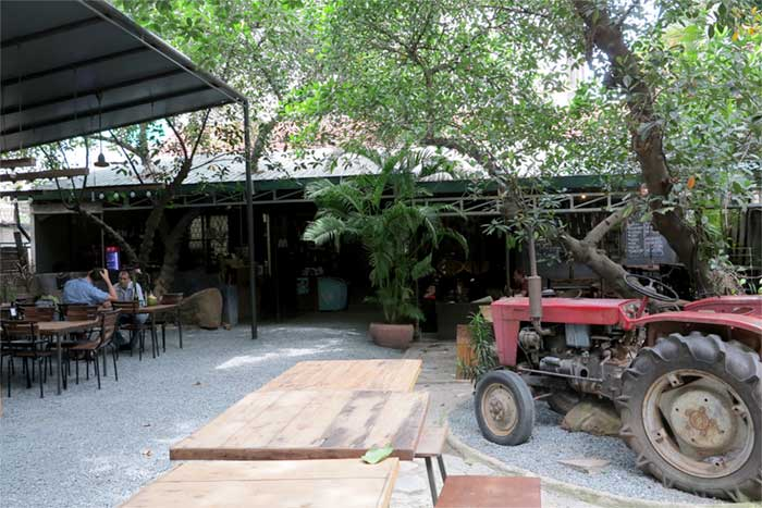 Farm to Table Phnom Penh