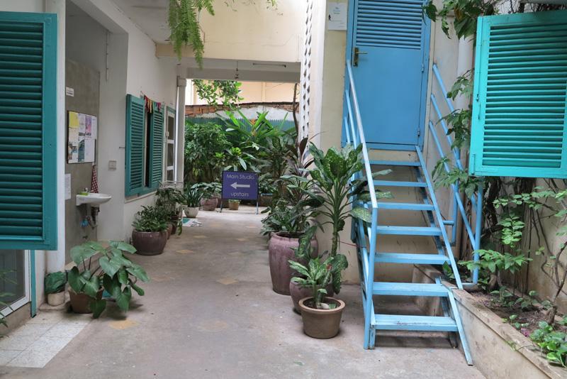 Nataraj Courtyard