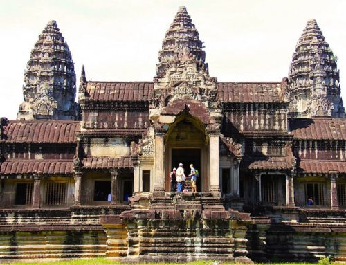 From Thailand to Cambodia: Details of the Visa Run
